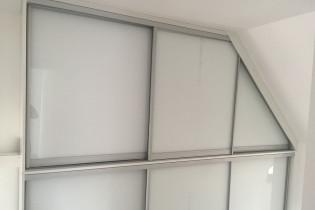 Vstavané skrine - Bánová